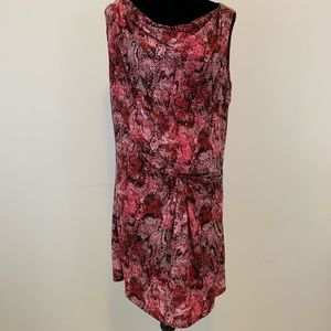 Michael Kors Cute Print Sleeveless Dress